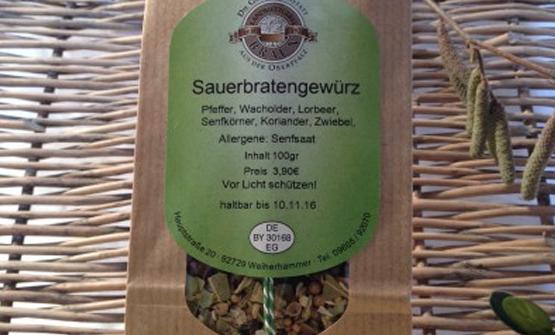 Sauerbratengewuerz