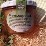 Brauns Zoiglwurst