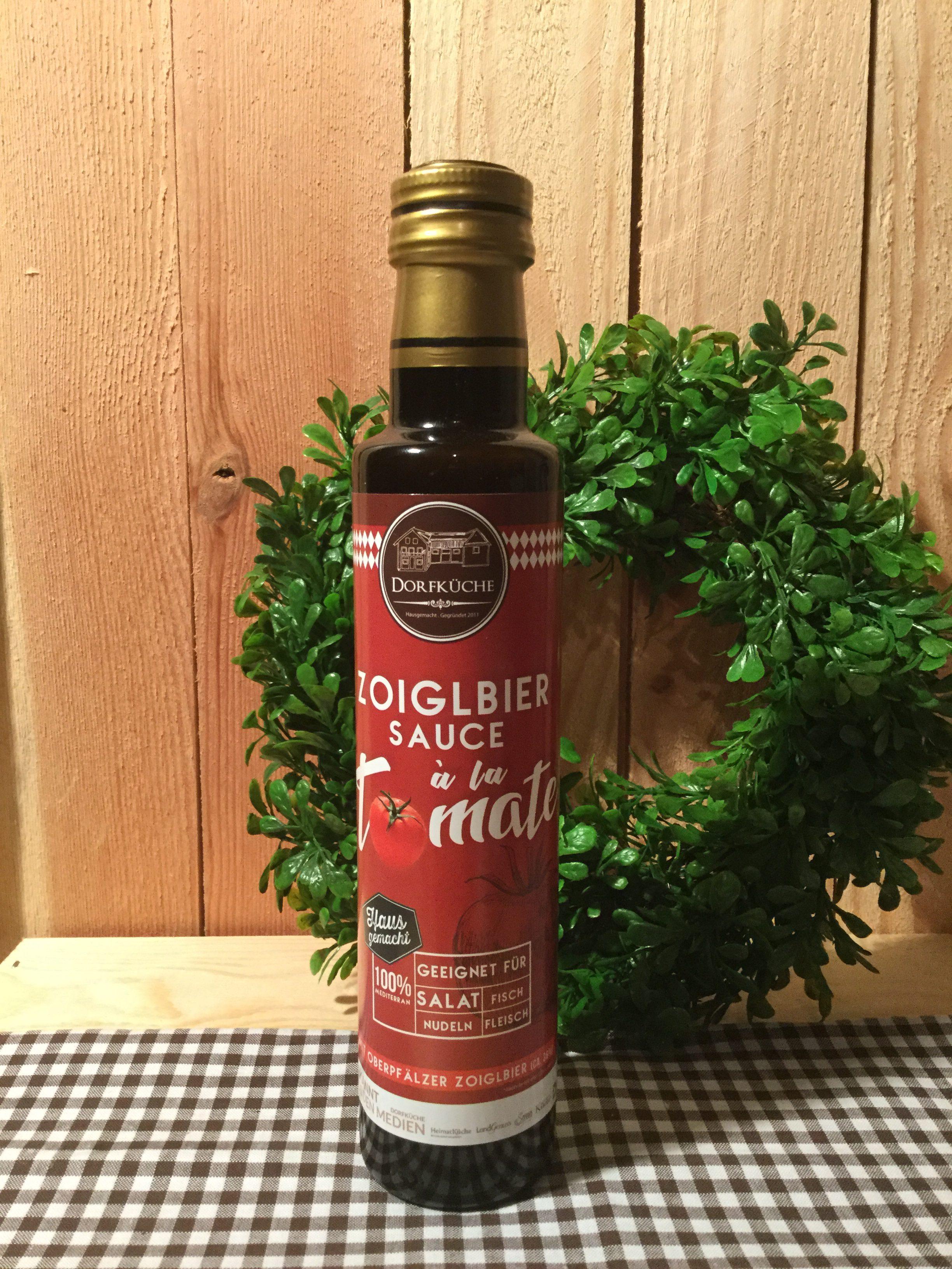 Zoiglbier Sauce à la Tomate